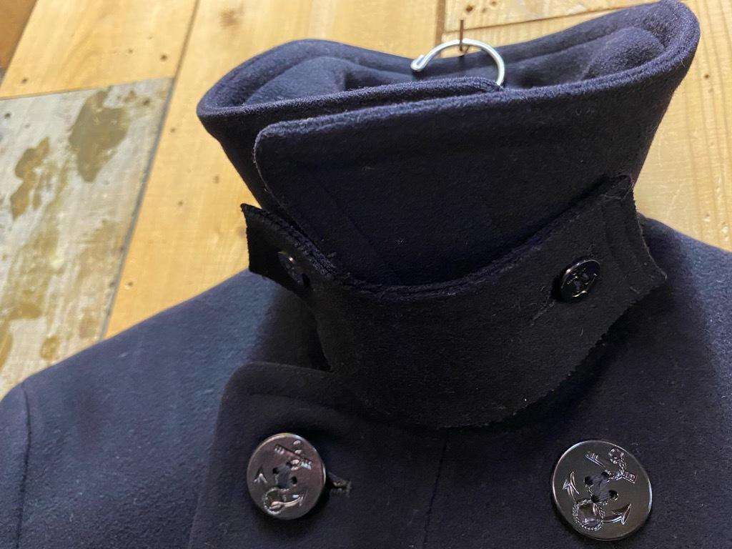 11月25日(水)マグネッツ大阪店Vintage入荷日!!#6 U.S.Navy&BritishMilitary編!!N-3,GobSweater,P-Coat,ServiceShoes!!_c0078587_20532690.jpg
