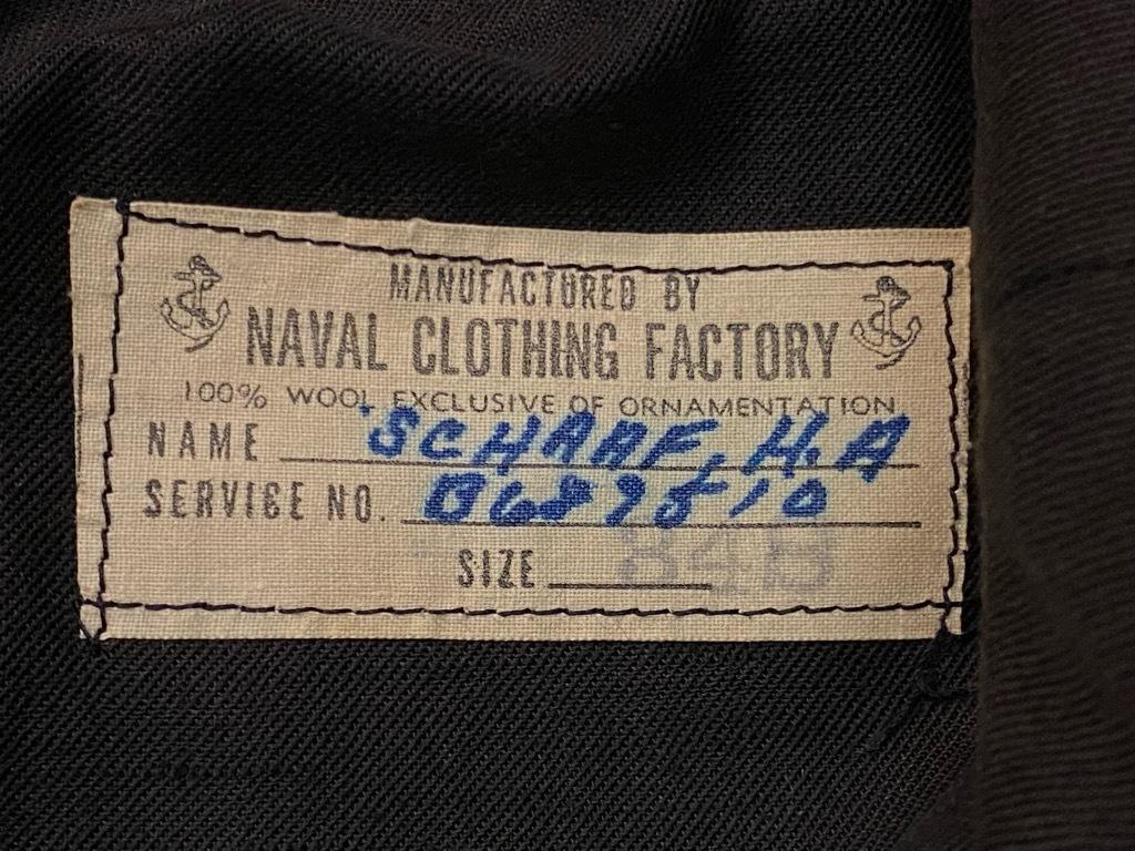 11月25日(水)マグネッツ大阪店Vintage入荷日!!#6 U.S.Navy&BritishMilitary編!!N-3,GobSweater,P-Coat,ServiceShoes!!_c0078587_20563953.jpg