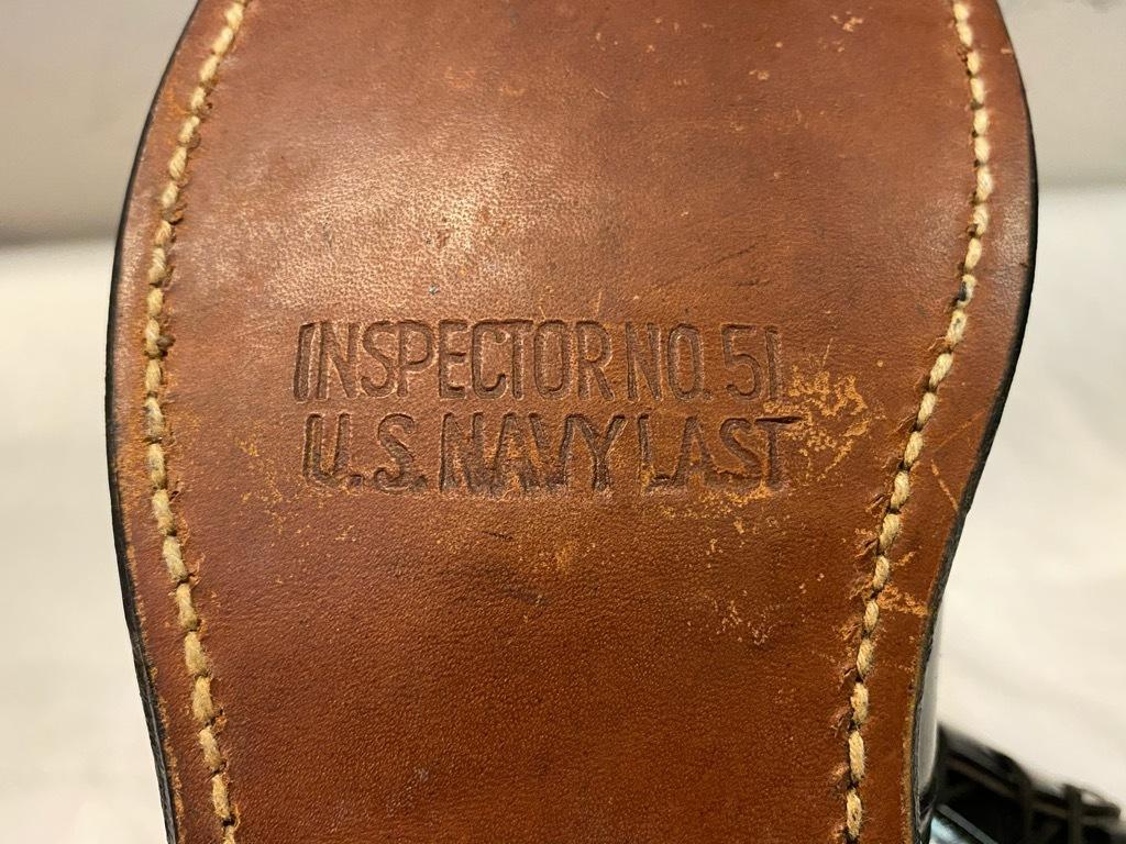 11月25日(水)マグネッツ大阪店Vintage入荷日!!#6 U.S.Navy&BritishMilitary編!!N-3,GobSweater,P-Coat,ServiceShoes!!_c0078587_20583463.jpg