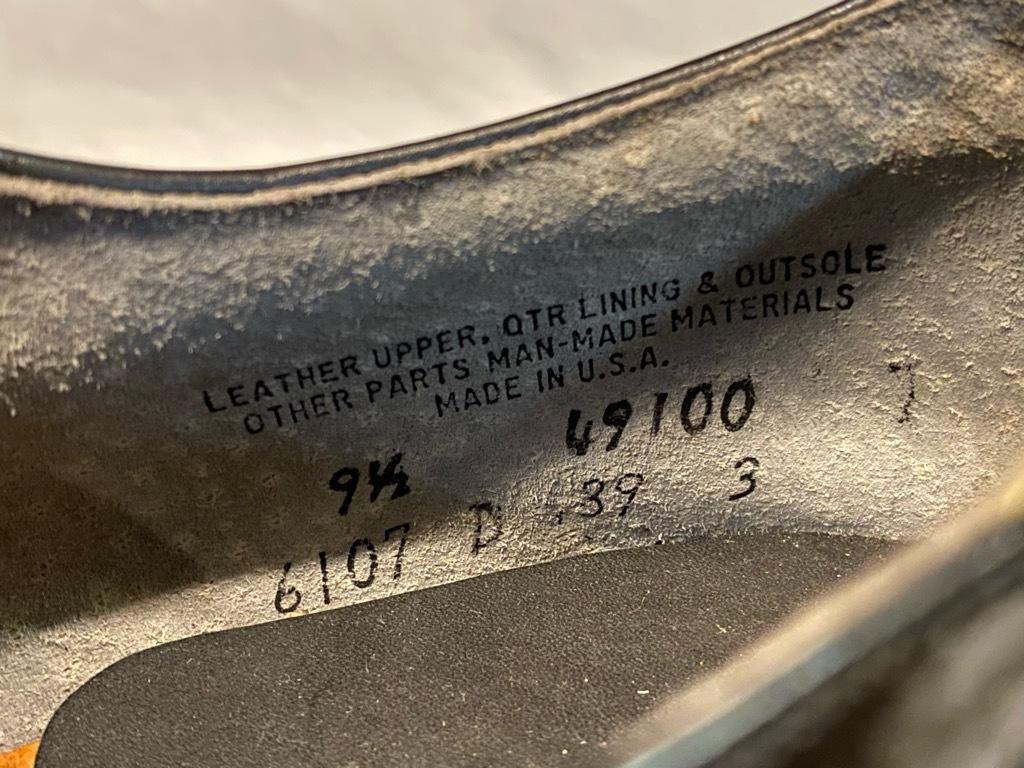 11月25日(水)マグネッツ大阪店Vintage入荷日!!#6 U.S.Navy&BritishMilitary編!!N-3,GobSweater,P-Coat,ServiceShoes!!_c0078587_20583992.jpg
