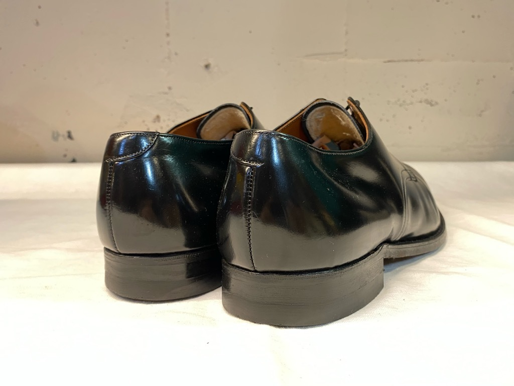 11月25日(水)マグネッツ大阪店Vintage入荷日!!#6 U.S.Navy&BritishMilitary編!!N-3,GobSweater,P-Coat,ServiceShoes!!_c0078587_21012436.jpg