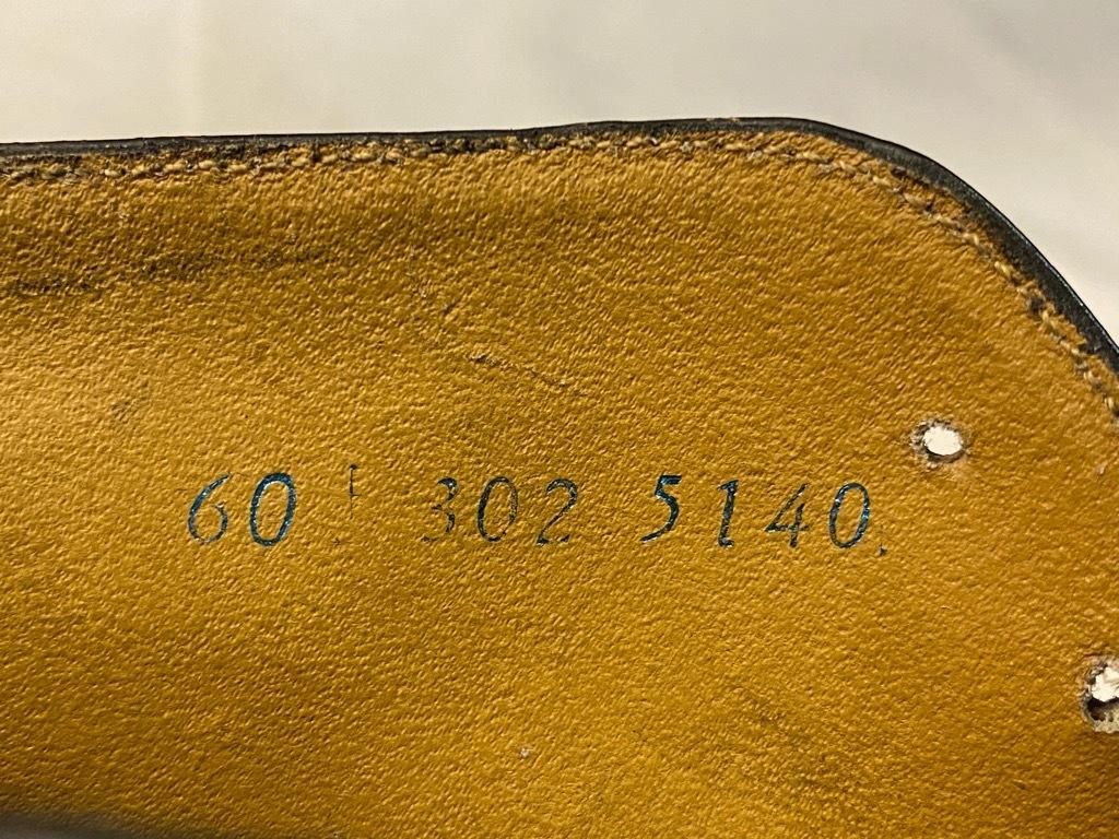 11月25日(水)マグネッツ大阪店Vintage入荷日!!#6 U.S.Navy&BritishMilitary編!!N-3,GobSweater,P-Coat,ServiceShoes!!_c0078587_21022086.jpg