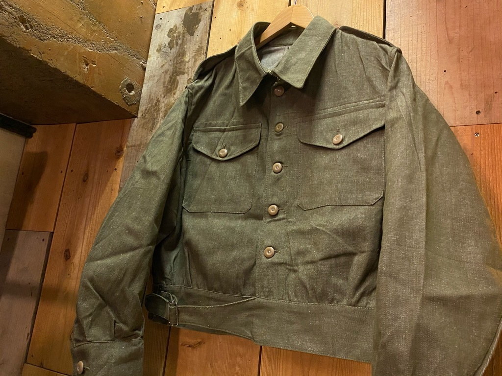 11月25日(水)マグネッツ大阪店Vintage入荷日!!#6 U.S.Navy&BritishMilitary編!!N-3,GobSweater,P-Coat,ServiceShoes!!_c0078587_21112689.jpg