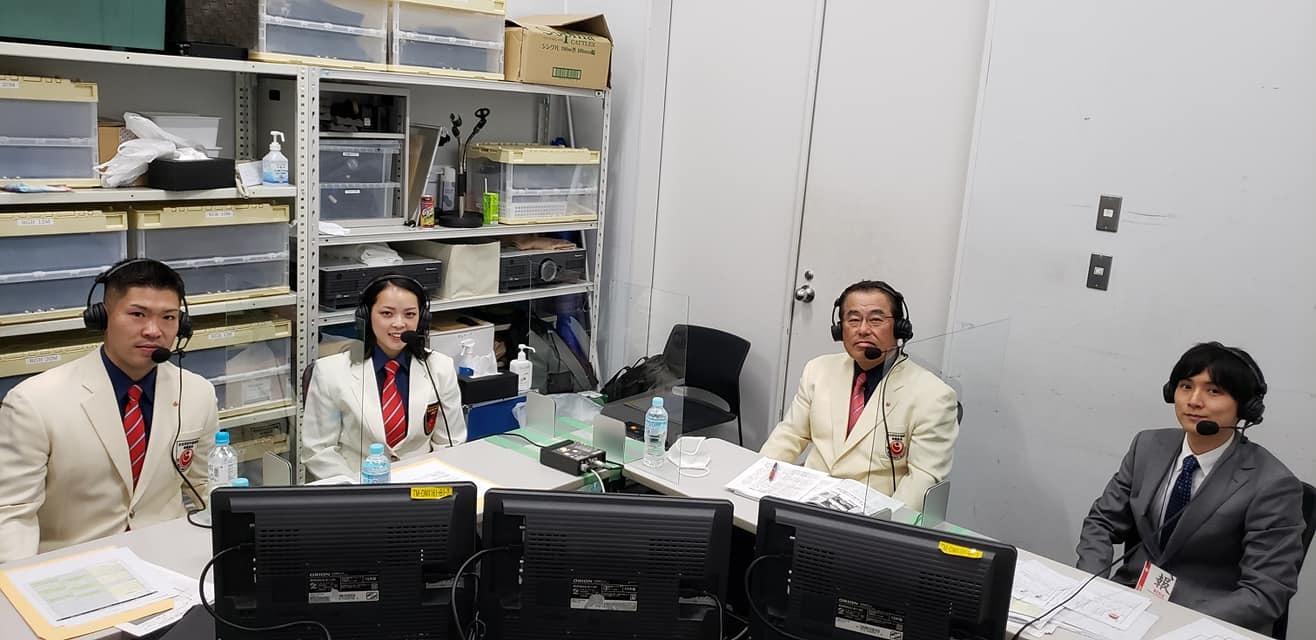 「第52回オープントーナメント全日本空手道選手権大会」(史上初の無観客大会)すべて無事に終了出来ました。_c0186691_18255046.jpg