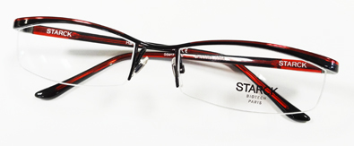STARCKEYES(スタルクアイズ)メタルブロウフレームSH0001D 2021年新色バイカラーモデル入荷!_c0003493_10324284.jpg