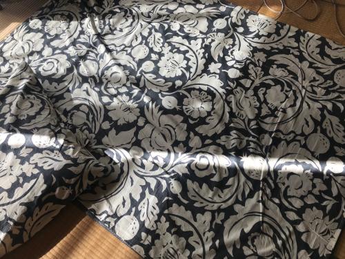 ホットカーペットのカバー / yoshi_d0135801_21424999.jpg