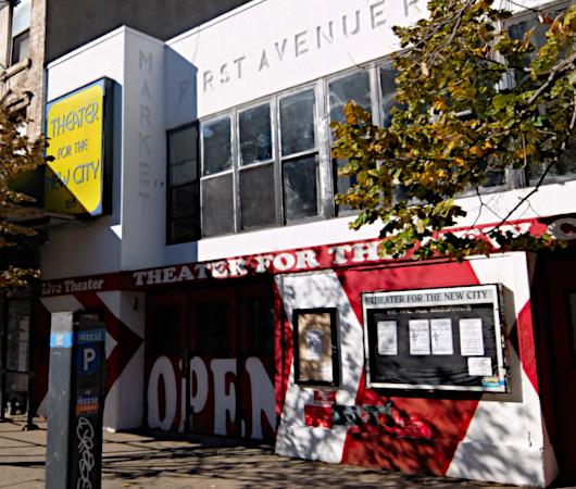 シアター・フォー・ザ・ニューシティ(Theater for the New City:略してTNC)_b0007805_23023502.jpg