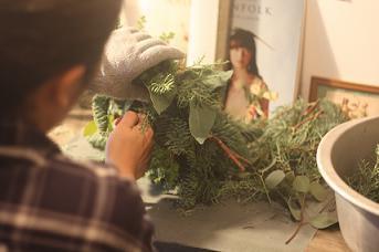 no.473 クリスマスワークとお正月飾り 2020(更新12/18)_a0139315_16062978.jpg