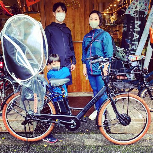 ☆ブリヂストン特集☆bikke STEPCRUZe トートボックス『バイシクルファミリー』グリ モブ Yepp GRI MOB EZ BP02 ステップクルーズ 電動自転車 おしゃれ自転車_b0212032_17330880.jpeg