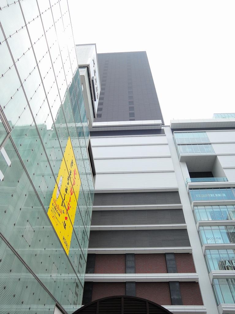ある風景:JR Yokohama Tower@Yokohama #1_c0395834_23184775.jpg