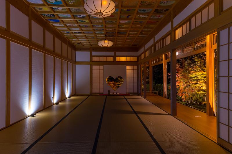 2020紅葉きらめく京都 正壽院ライトアップ_f0155048_23550442.jpg