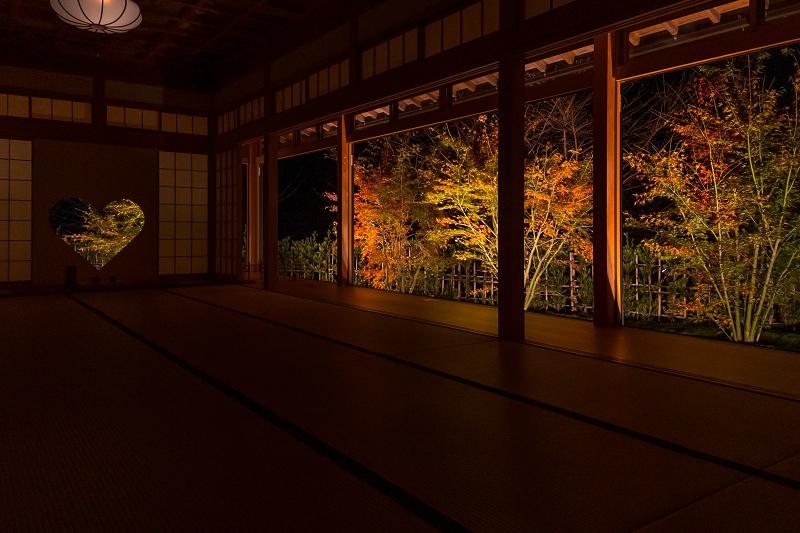 2020紅葉きらめく京都 正壽院ライトアップ_f0155048_23575693.jpg