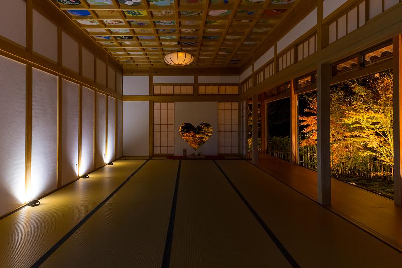 2020紅葉きらめく京都 正壽院ライトアップ_f0155048_23591067.jpg