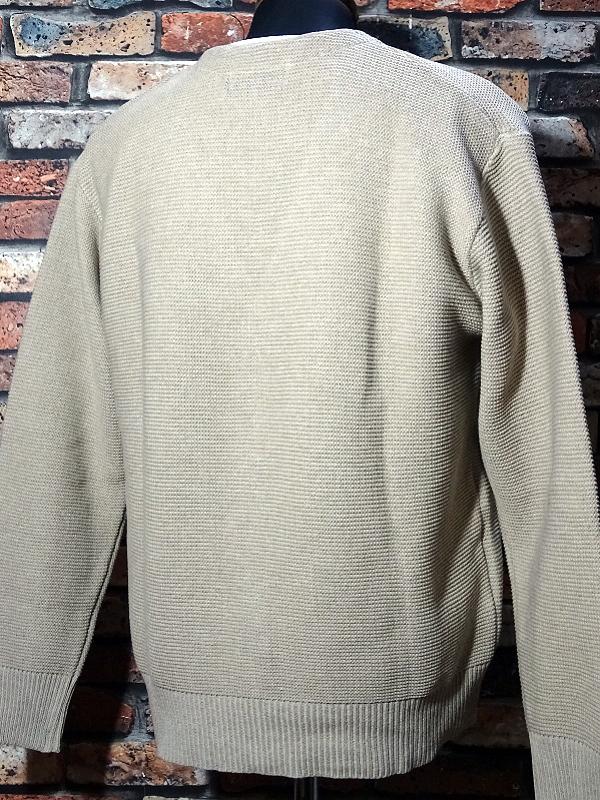 kustomstyle カスタムスタイル カーディガン lock city cardigan カラー:ブラウン・ベージュ 13,200円(内税) 入荷_c0094761_12061898.jpg