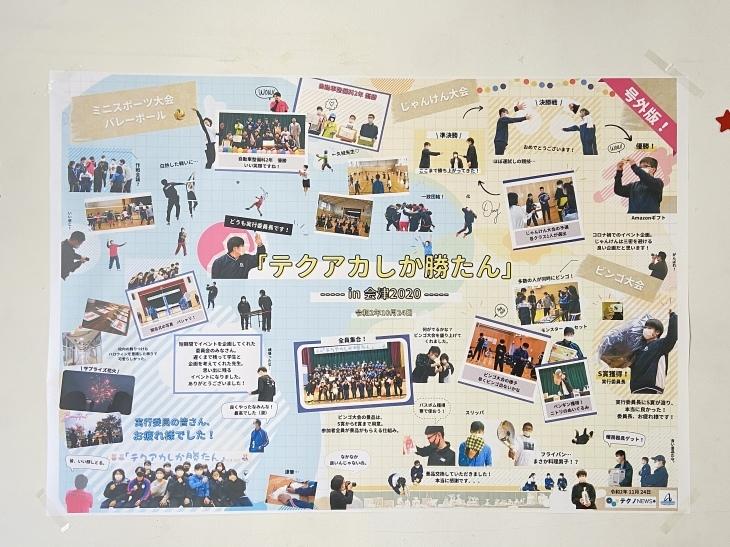 テクノNEWS+ 号外版ができました! - 福島県立テクノアカデミー会津 観光プロデュース学科 学生ブログ「みてがんしょ!」