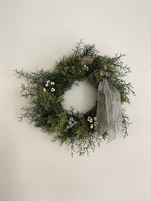 Un Jour クリスマスの花あそび 2020開催中_b0241386_11471459.jpg