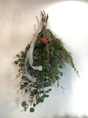 Un Jour クリスマスの花あそび 2020開催中_b0241386_11491569.jpg