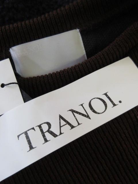 トラノイ / TRANOI.  BOA PULLOVER_e0076692_19381698.jpg