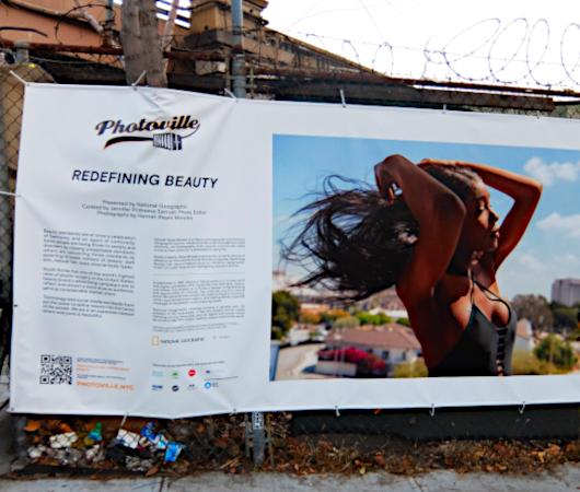 """ブルックリンのDumbo地区で野外写真展、""""Photoville""""(本日最終日)_b0007805_05174252.jpg"""
