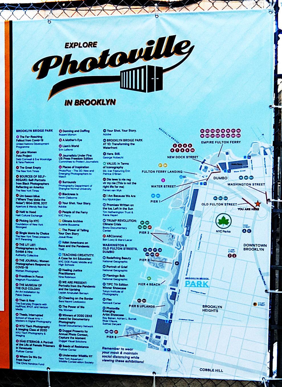 """ブルックリンのDumbo地区で野外写真展、""""Photoville""""(本日最終日)_b0007805_05175587.jpg"""