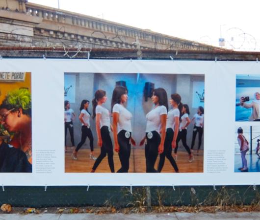 """ブルックリンのDumbo地区で野外写真展、""""Photoville""""(本日最終日)_b0007805_05183410.jpg"""