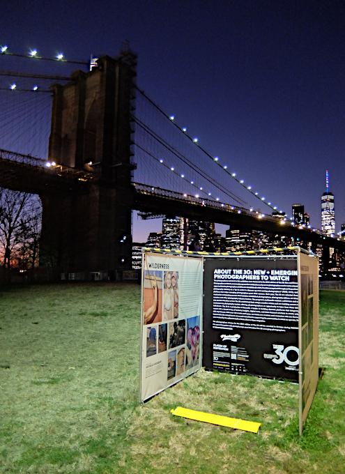 """ブルックリンのDumbo地区で野外写真展、""""Photoville""""(本日最終日)_b0007805_05200251.jpg"""