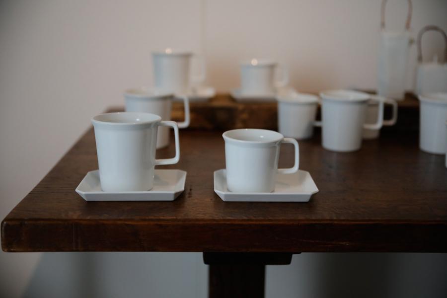 『おうちと食卓、時々コーヒー』の定番コーヒーカップ&ソーサー_e0029115_08004314.jpg