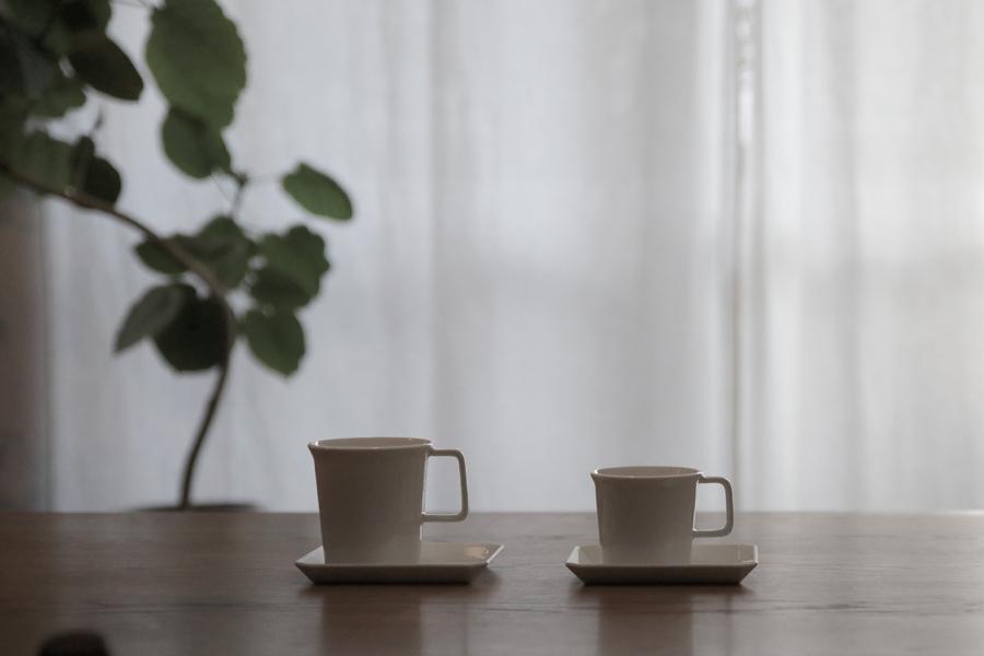 『おうちと食卓、時々コーヒー』の定番コーヒーカップ&ソーサー_e0029115_19300406.jpg
