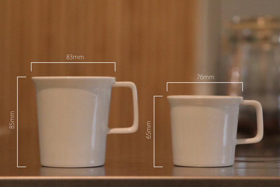 『おうちと食卓、時々コーヒー』の定番コーヒーカップ&ソーサー_e0029115_19304148.jpg
