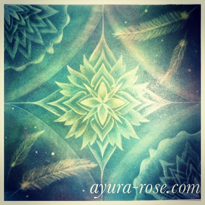 クリスマス*あなたへ贈るあなただけのヒーリングアートご予約受付_d0085018_14264586.jpg