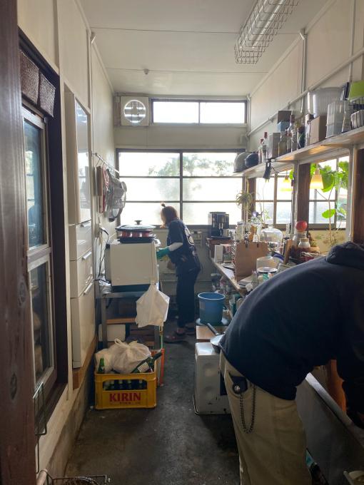 cafeの大掃除しました😃❣️_d0168331_00093148.jpg