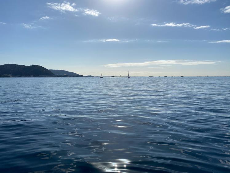 海上練習&全日本個人戦に向けて - 【 中央大学ヨット部 公式ブログ 】