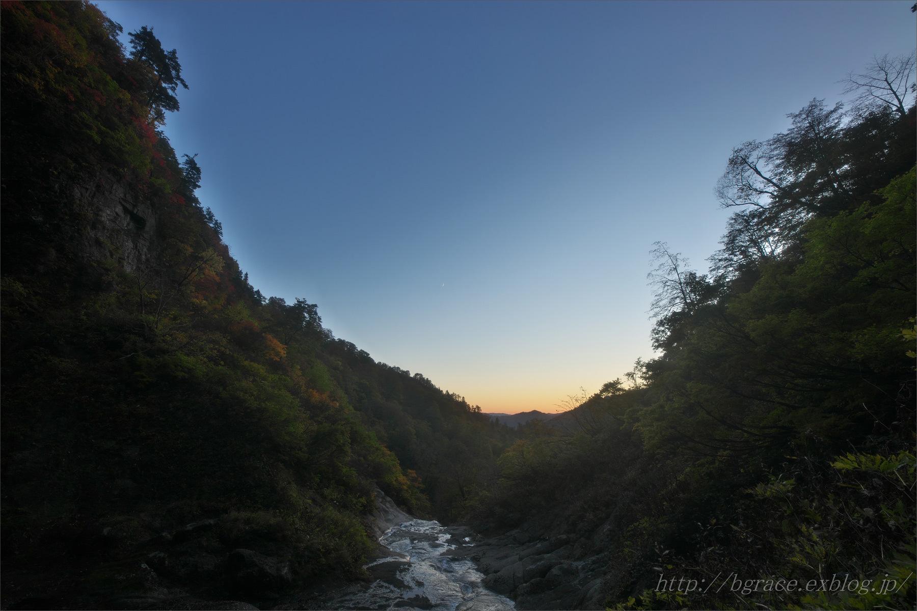 秋の日はつるべ落とし_b0191074_20003918.jpg