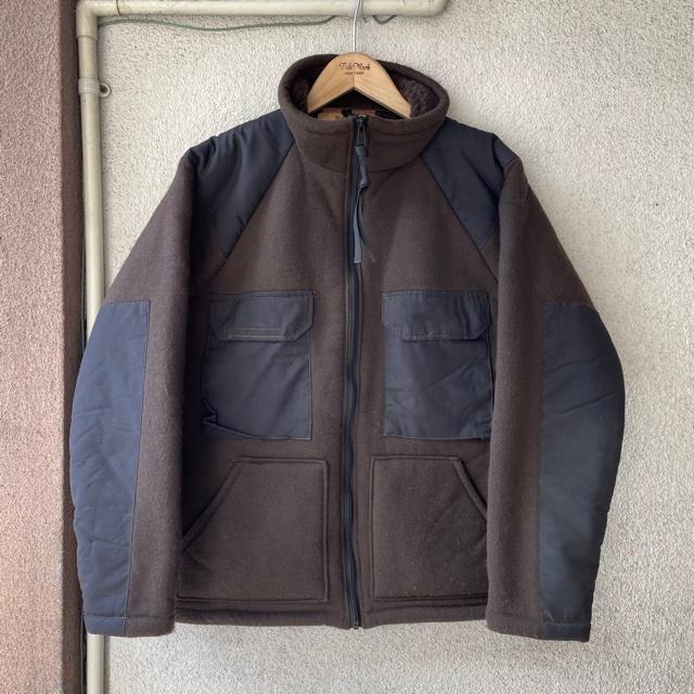 US Military Cold Weather Fleece Jacket_c0146178_13534031.jpg