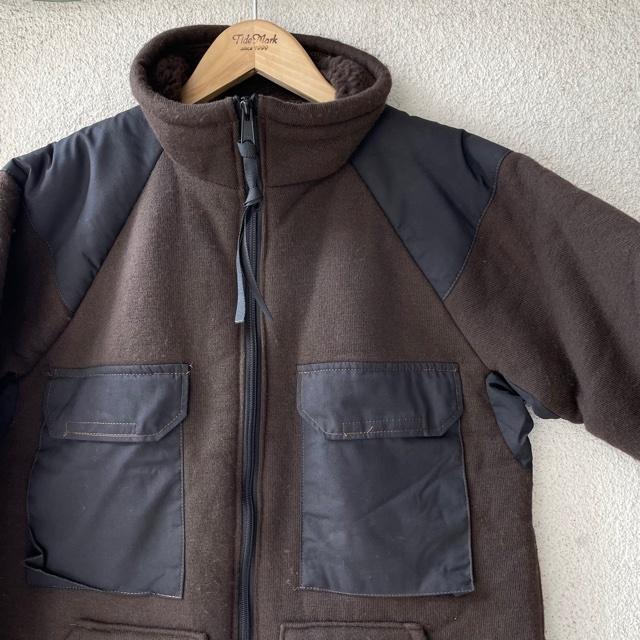 US Military Cold Weather Fleece Jacket_c0146178_13540740.jpg