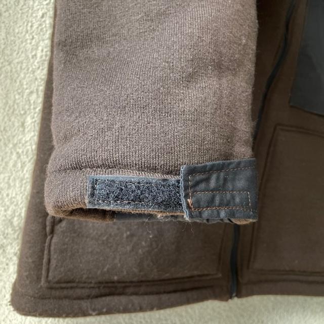 US Military Cold Weather Fleece Jacket_c0146178_13560587.jpg