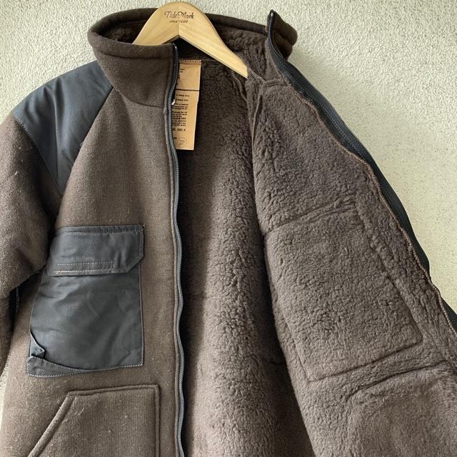 US Military Cold Weather Fleece Jacket_c0146178_14122356.jpg