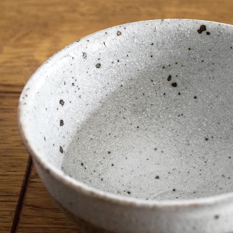 おすすめ☆【日本製】 飯茶碗 細手道(ほそてみち) [グレー]_f0318397_09022337.jpg