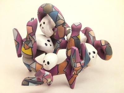 日野田 崇 展「吼える手色形楽」/Takashi HINODA exhibition_d0271004_07495457.jpeg