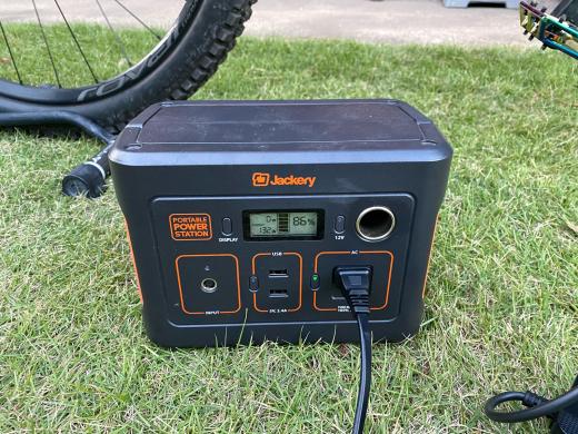 LEVO SLをポータブル電源で充電してみた_c0048511_22524242.jpg