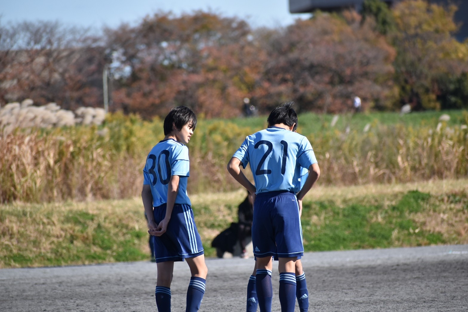 U-14・15練習試合_a0109314_13171184.jpeg