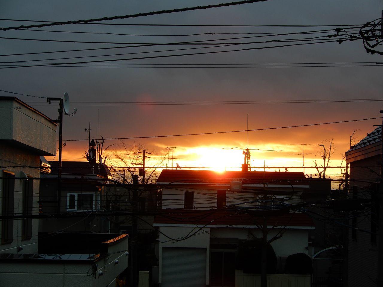 朝焼けの影絵_c0025115_21195336.jpg