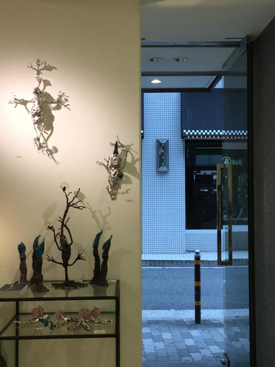 T.K.ARTにて個展が始まりました。_c0202869_07181243.jpg