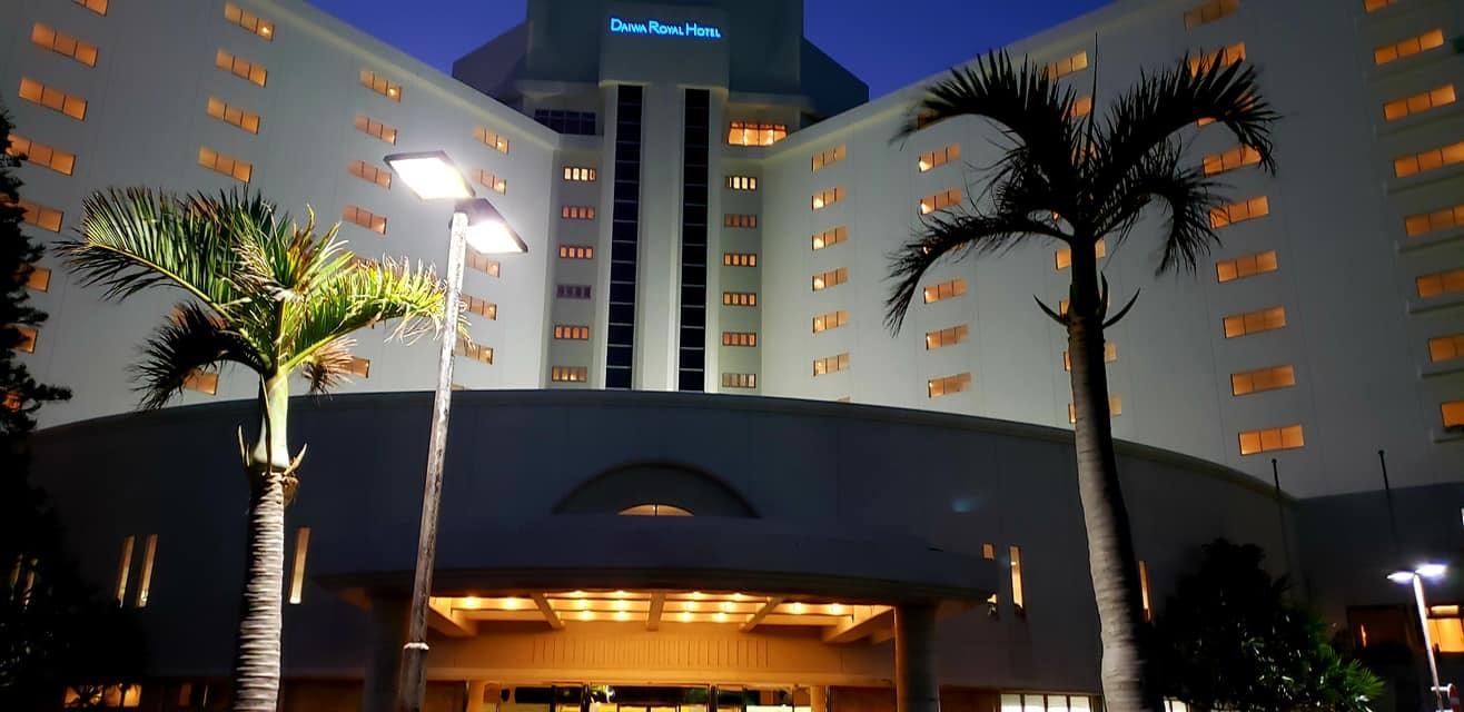 残波ロイヤルホテルで合宿です。_c0186691_10383673.jpg