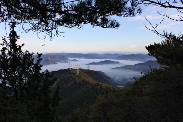 熊山登山 段谷尾根コースを登る!の巻_f0325295_14571676.jpg