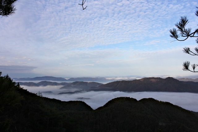 熊山登山 段谷尾根コースを登る!の巻_f0325295_14582732.jpg