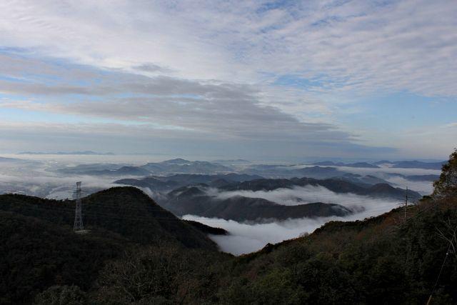 熊山登山 段谷尾根コースを登る!の巻_f0325295_16333264.jpg
