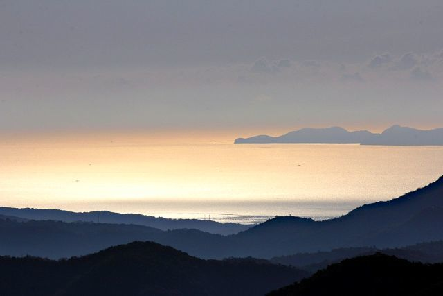 熊山登山 段谷尾根コースを登る!の巻_f0325295_16390863.jpg