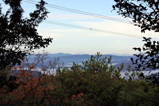 熊山登山 段谷尾根コースを登る!の巻_f0325295_17352233.jpg