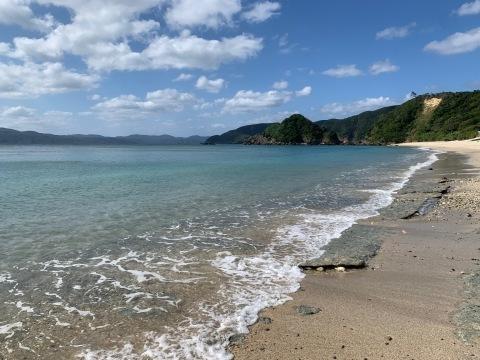 二つの節目:学会発表終了&奄美大島の時間_d0167002_19011142.jpg